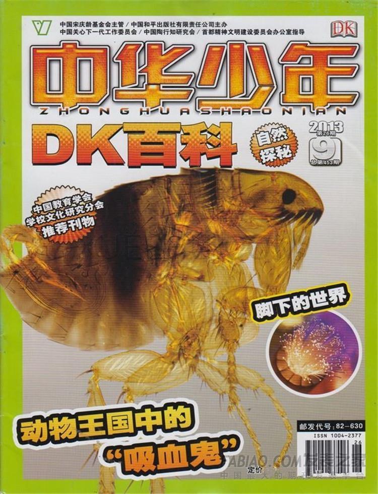 中华少年杂志