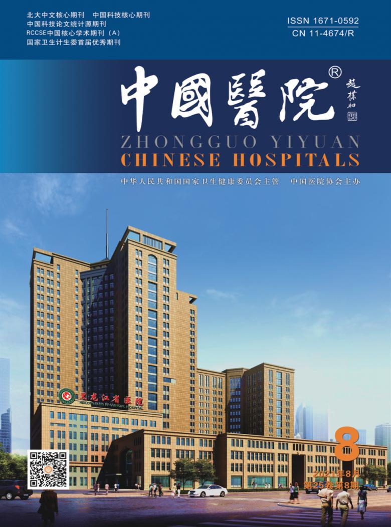 中国医院论文