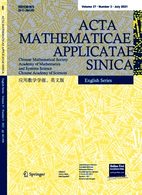 Acta Mathematicae Applicatae Sinica杂志