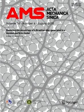 Acta Mechanica Sinica杂志