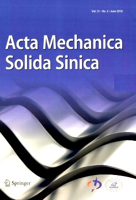 Acta Mechanica Solida Sinica杂志