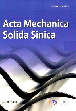 Acta Mechanica Solida Sinica杂志