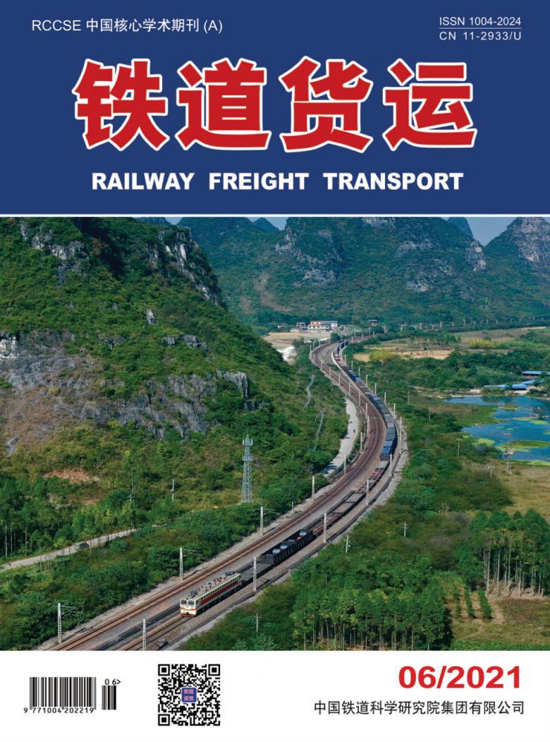 铁道货运杂志