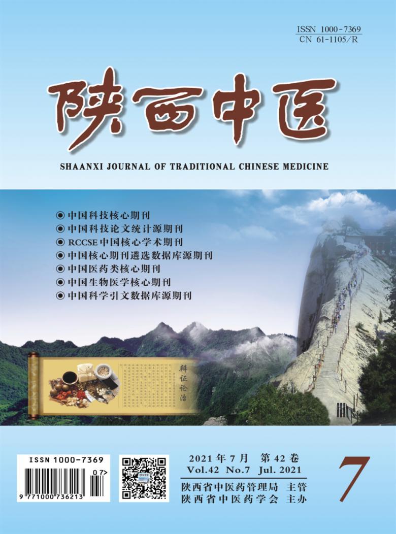 陕西中医杂志