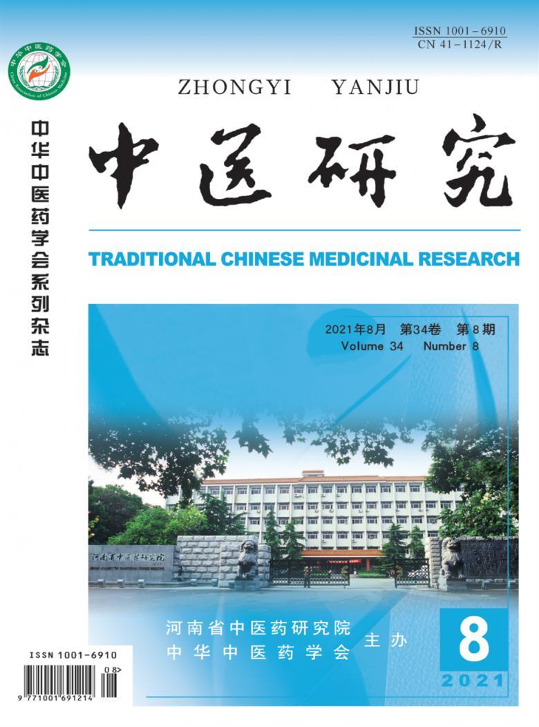 中医研究杂志