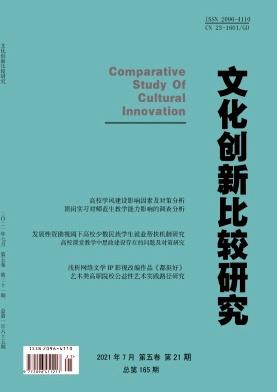 文化创新比较研究杂志