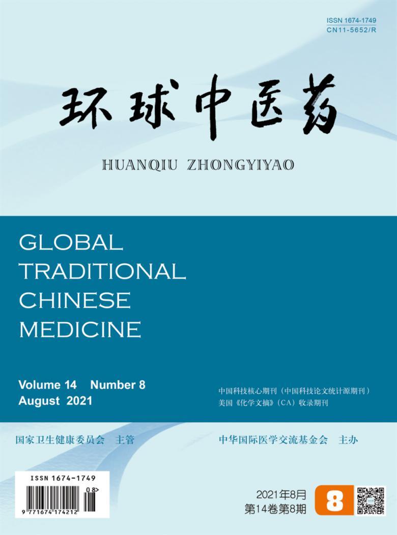 环球中医药杂志