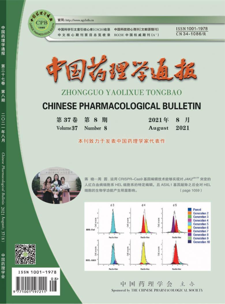 中国药理学通报杂志