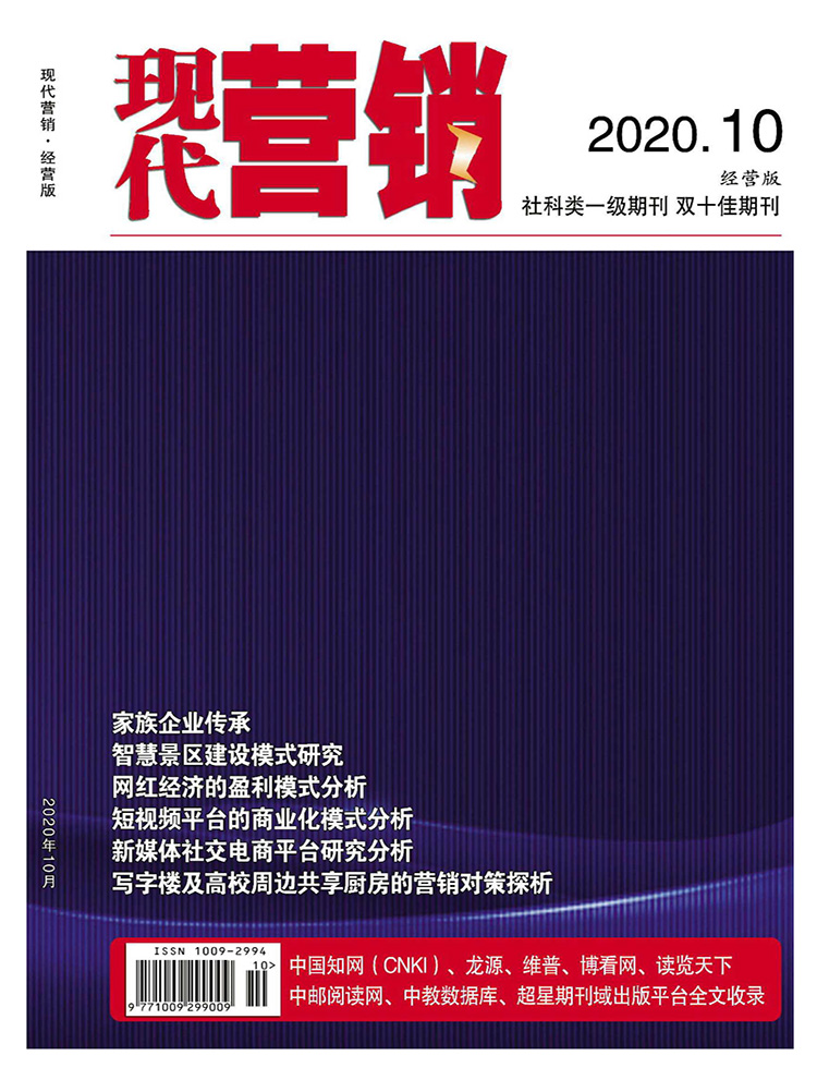 现代营销杂志