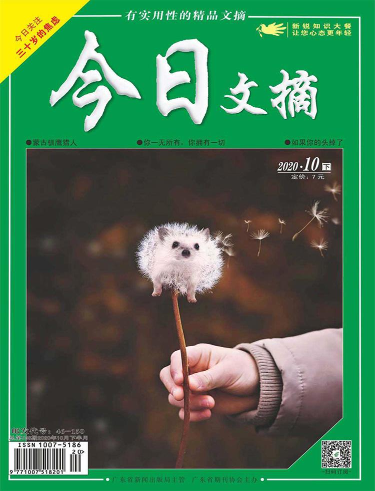 今日文摘杂志