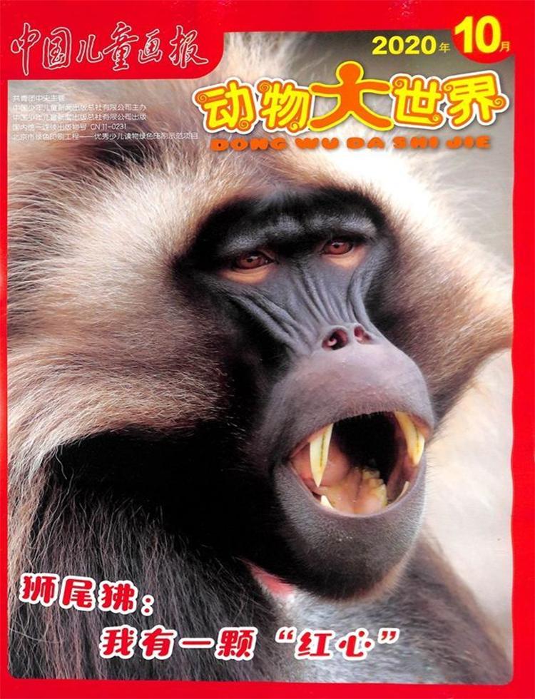 动物大世界杂志