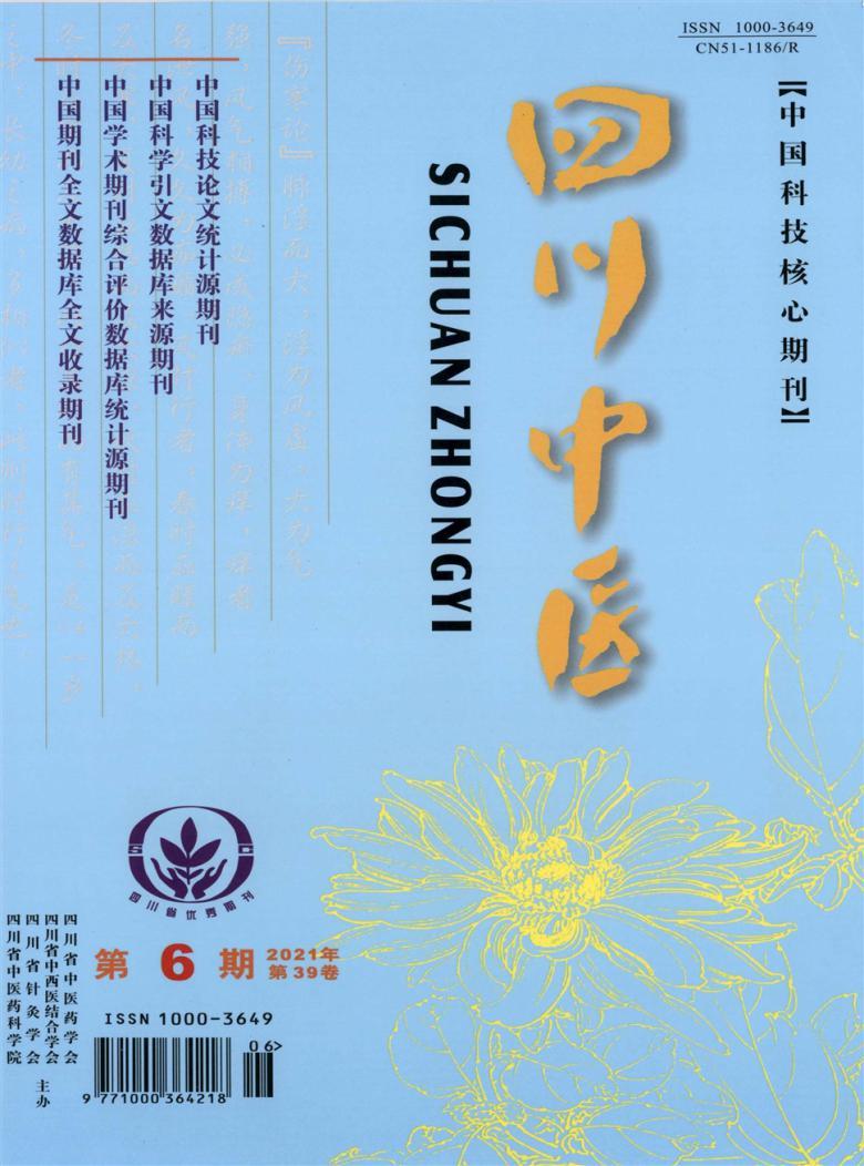 四川中医杂志