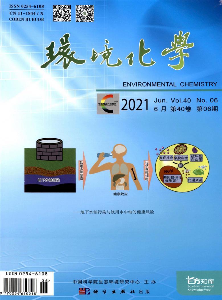 环境化学杂志