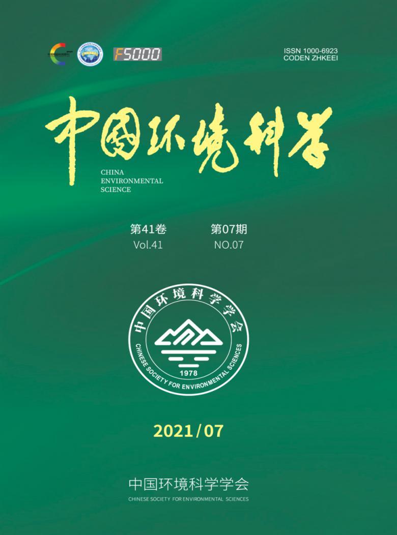 中国环境科学杂志