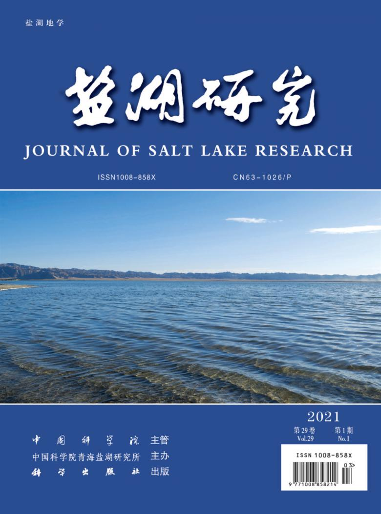 盐湖研究杂志