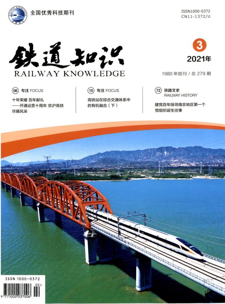 铁道知识杂志