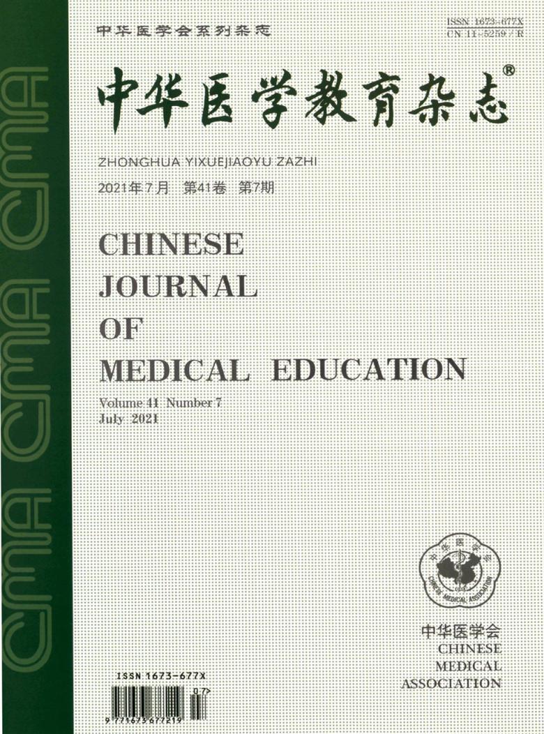 中华医学教育杂志