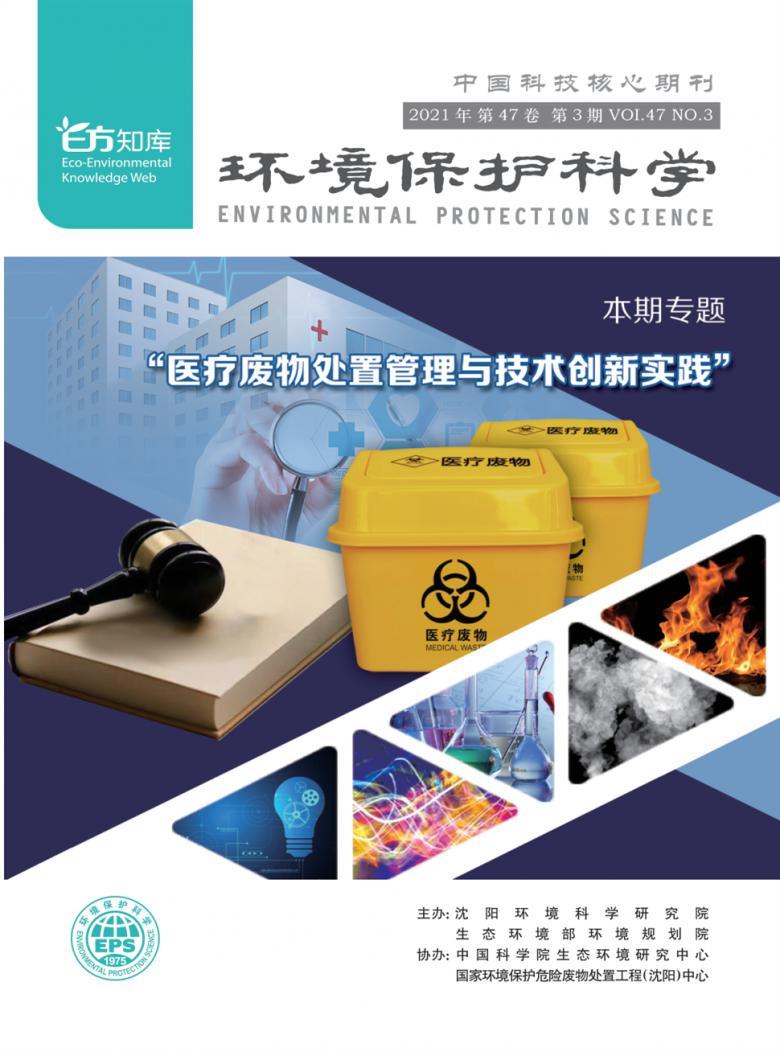 环境保护科学杂志