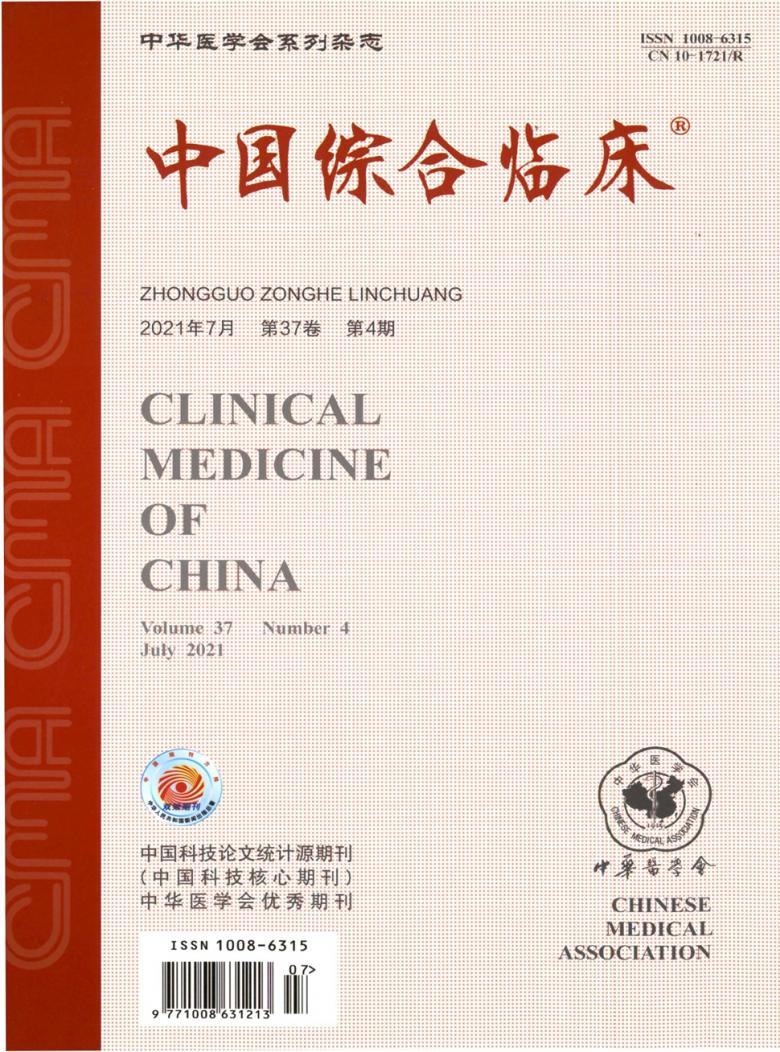 中国综合临床杂志
