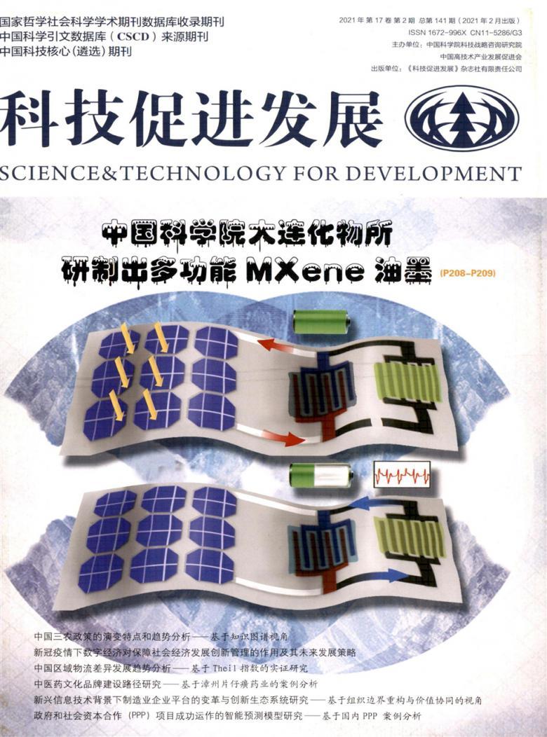 科技促进发展杂志