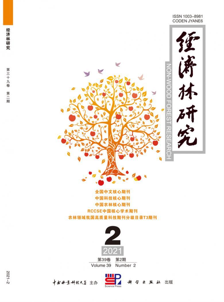 经济林研究杂志