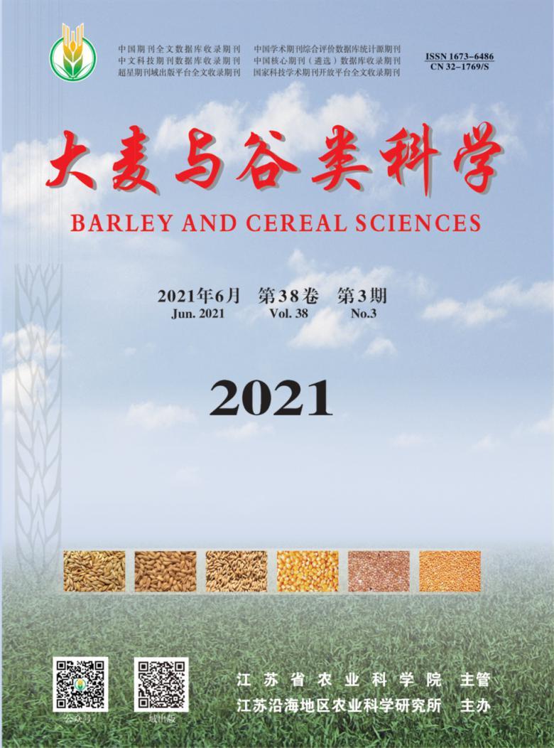 大麦与谷类科学