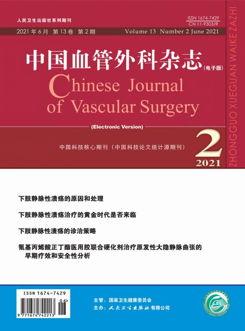 中国血管外科杂志