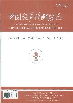 中国超声诊断