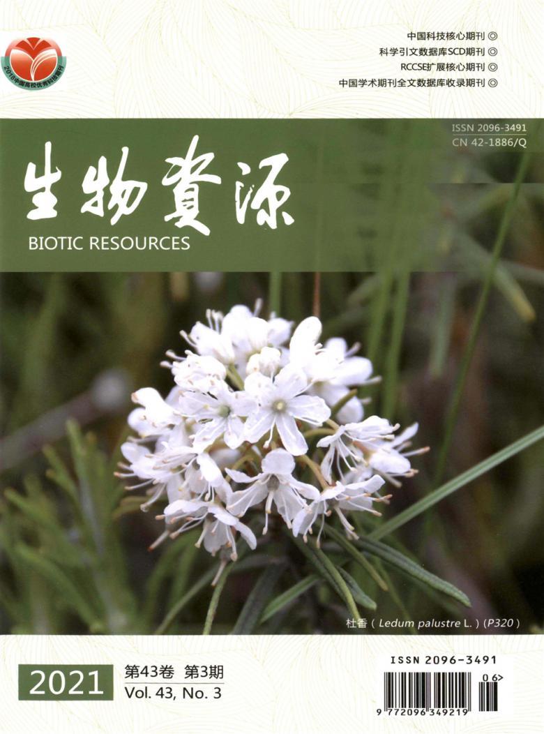 生物资源杂志