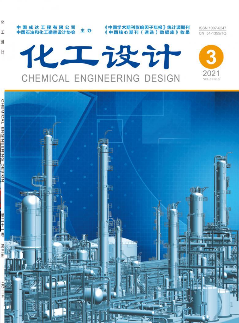 化工设计杂志
