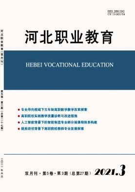 河北职业教育杂志